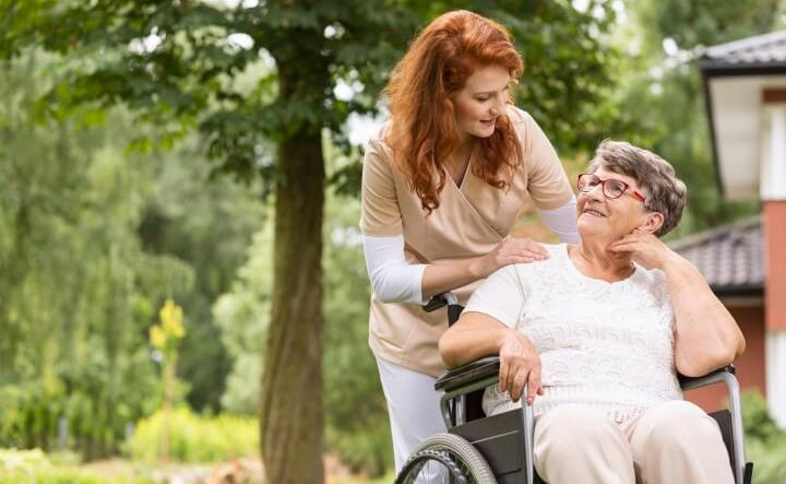 Why is YANAEC so committed to elder and end of life care?