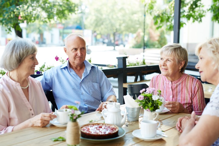 Energy Work For Seniors
