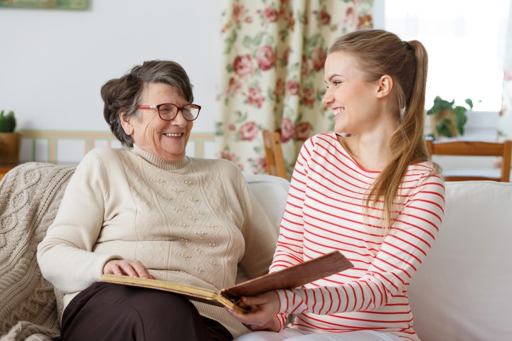 Why is You Are Not Alone Elder Care committed to end of life care?