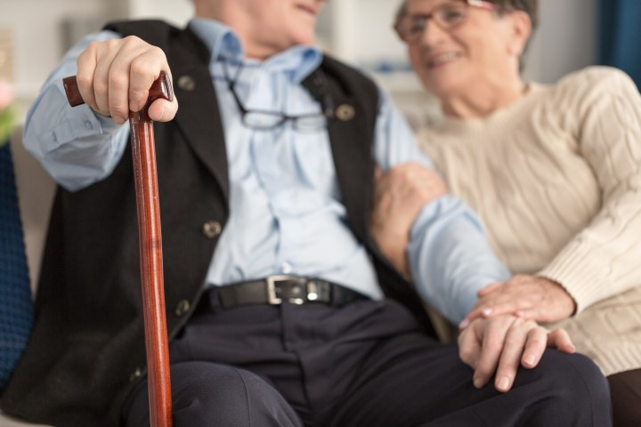 Helping Older Adults Accept Caregiving Support at Home