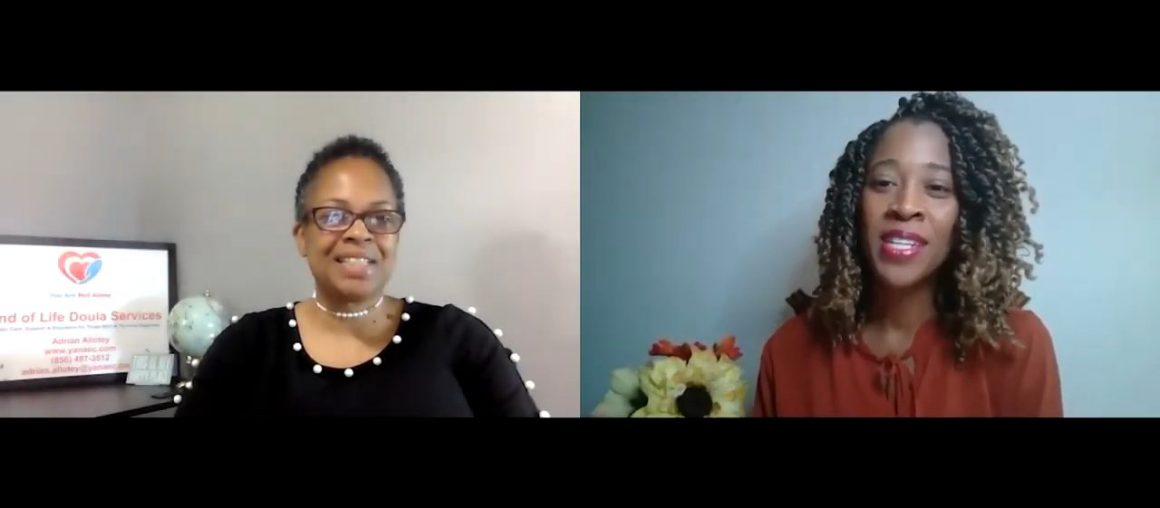 Porzio Planning: Is an End of Life Doula Right for You? featuring Adrian Allotey